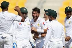 Yasir Shah Bilal Asif Pakistan New Zealand Third Test