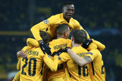 Young Boys 2 Juventus 1 Hoarau Double Seals Famous Victory