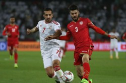 Afc Asian Cup United Arab Emirates V Kyrgyzstan Zaccheroni Confident In Attack