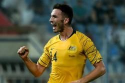 Australia Name Giannou As Boyle S Asian Cup Replacement