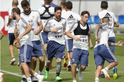 Pressure On Brazil Argentina As Copa America Draw Looms