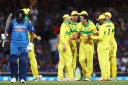 India Vs Australia 1st Odi Live Updates Sydney