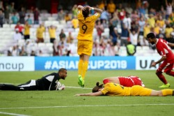 Palestine V Australia Asian Cup Preview Graham Arnold