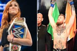 Rumour Daniel Cormier Conor Mcgregor Be Involved Wwe Wrestlemania