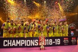 Pbl 2018 Final Live Updates Mumbai Rockets Vs Bengaluru Raptors