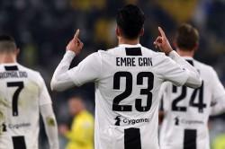 Juventus Chievo Serie A Match Report Douglas Costa Emre Can Cristiano Ronaldo