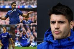 Torres Costa Etoo Morata Higuain Chelsea Drogba Void