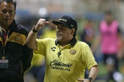 Diego Maradona Daughter Health Fears Stomach Bleed