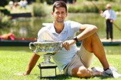 Djokovic Roland Garros French Open Australian Open Record