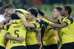 Borussia Dortmund Hannover Bundesliga Match Report Marco Reus