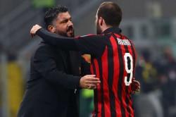 Gonzalo Higuain Chelsea Transfer Ac Milan Gennaro Gattuso