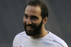 Gianluigi Donnarumma Wishes Gonzalo Higuain Luck Ahead Of Expected Chelsea Switch