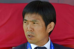 Vietnam V Japan Hajime Moriyasu Asian Cup