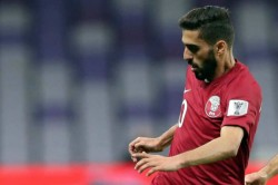 We Re Hungry More Success Says Qatar Captain Hassan Al Hayd