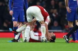 Unai Emery Arsenal Hector Bellerin Injury