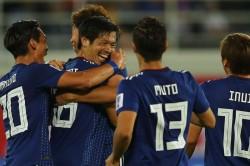 Afc Asian Cup Japan 2 Uzbekistan 1 Shiotani Stunner Seals Comeback And Top Spot