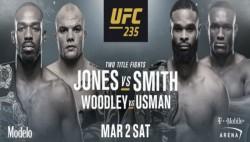 Two Championship Bouts Headlines Ufc 235 Las Vegas