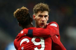 Bundesliga Hoffenheim Bayern Munich Report Goretzka Goals Close Gap