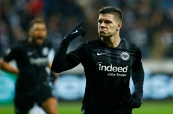 Real Madrid Eye Jovic As Long Term Benzema Replacement