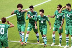 Asian Cup Yemen 0 Iraq 3 Mohanad Ali Stunner Helps Seal Last 16 Place