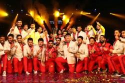 Pkl Bengaluru Bulls Fightback Beat Gujarat Fortunegiants Lift Maiden Trophy