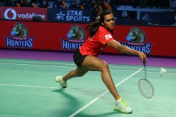 Pbl 2018 Hyderabad Hunters Stay At The Top As Delhi Dashers Bow Out With A Win