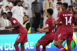 Afc Asian Cup Qatar S Almoez Ali Turns His Attention Final