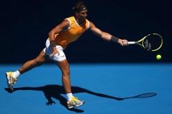 Rafael Nadal James Duckworth Australian Open