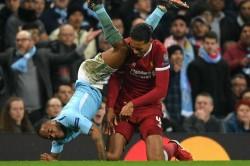 Manchester City V Liverpool Combined Xi Premier League
