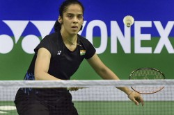 Saina Semifinals Srikanth Sindhu Ousted From Indonesian Masters