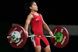 Cwg Gold Medallist Weightlifter Sanjita S Provisional Suspension Revoked