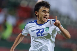 Turkmenistan Uzbekistan Asian Cup Report