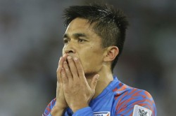 We Have Improve As Much As We Can Says Sunil Chhetri
