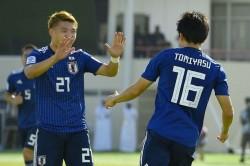 Afc Asian Cup Japan 1 Saudi Arabia 0 Four Time Winners Send Pizzi S Men Out