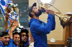 India Vs Australia Virat Kohli Says Series Win Is More Emotional Compared To 2011 World Cup Win