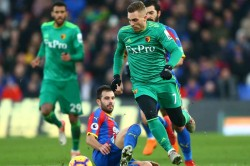 Crystal Palace 1 Watford 2 Substitute Cleverley Seals Comeback
