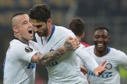 Inter Rapid Vienna Europa League Match Report
