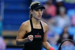 Qatar Open Simona Halep Angelique Kerber Elina Svitolina Elise Mertens Semi Finals