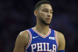 Nba News 76ers Gm Elton Brand Denies Ben Simmons Meeting With Magic Johnson League Investigating Lakers
