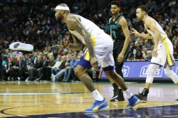 Warriors C Demarcus Cousins Gets Technical For Tossing Opponents Shoe Into Stands