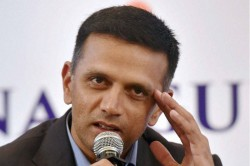 Rahul Dravid Feels Playing In Bio Secure Environment Is Unrealistic