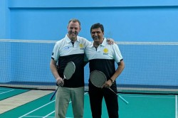 I Can Help The Youngsters At Padukone Academy Says Morten F