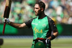 Glenn Maxwell Melbourne Stars Sixers Big Bash League Bbl Semis