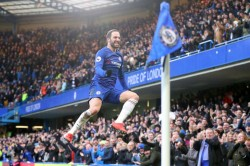 Premier League Wrap Chelsea 5 Huddersfield Town 0 Higuain Up And Running In Blues Cruise
