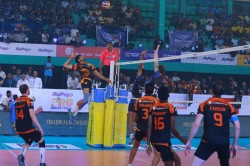Kochi Blue Spikers Look Hat Trick Wins As They Face Black Ha