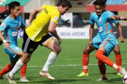 Real Kashmir Draw 2 2 With Indian Arrows I League