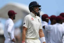 England Captain Joe Root West Indies