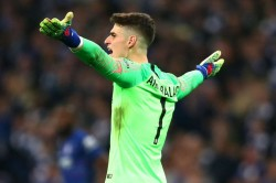 Kepa Fined Weeks Wages Substitution Farce