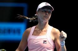 Qatar Open Kiki Bertens First Set Bagel Julia Goerges Through
