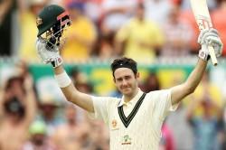 Patterson First Test Century Australia Sri Lanka